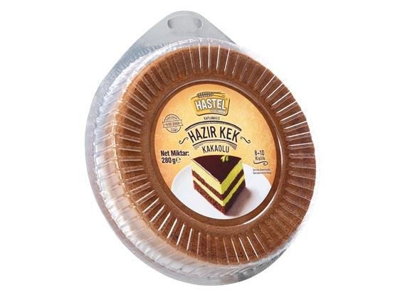 Hazır Kakaolu Kek