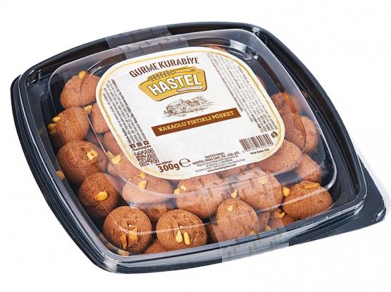 Kakaolu Fıstıklı Misket / Tatlı